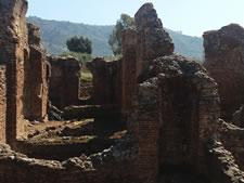 TERME ROMANE CURINGA: lo scavo archeologico continua 3.